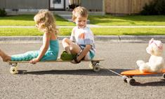 Детки в клетке: у 90% малышни дефицит движения