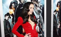 Стивен Спилберг выгнал Меган Фокс из «Трансформеров-3»