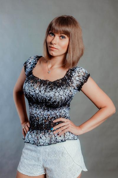 Актриса из Ульяновска Ольга Ревнивцева снялась в художественном фильме