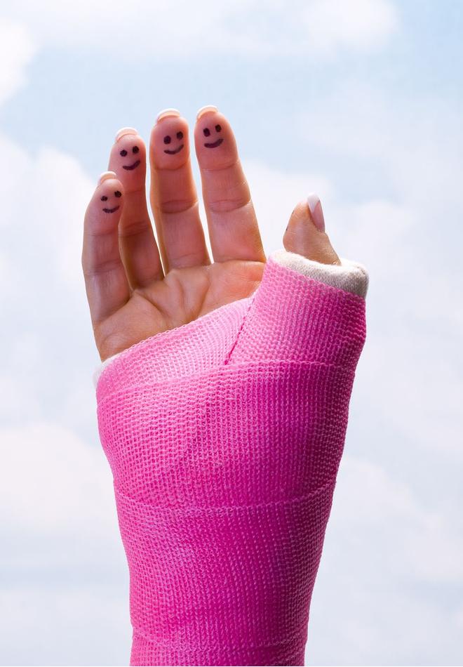 боли после перелома руки
