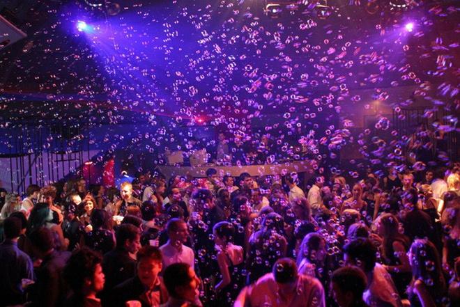 Ставрополь, пенная вечеринка, Lily