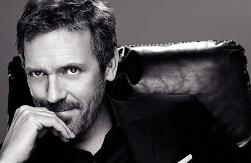 Хью Лори (Hugh Laurie) в рекламе L'Oreal