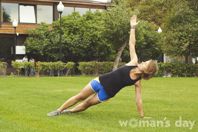 Планка: виды, как выполнять упражнение, фото