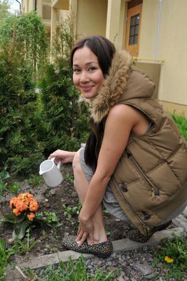 Евгения Игумнова, дача