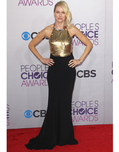 Наоми Уоттс (Naomi Watts) на People's Choice Awards 2013