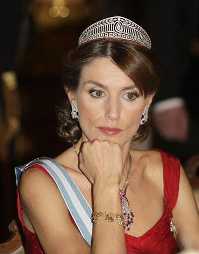Принцесса Астурийская Летиция
