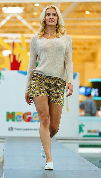 Полина Дудина, участница «Мисс Екатеринбург-2016», фото