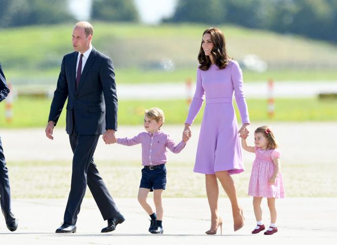 Снова пополнение: принц Уильям иКейт Миддлтон станут родителями в 3-й раз