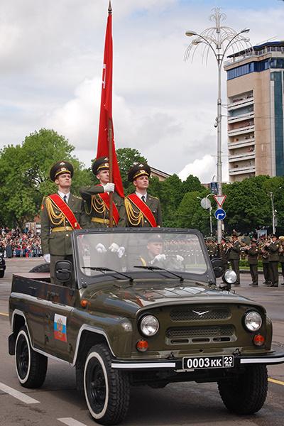 как отметить 9 Мая в Краснодаре и крае