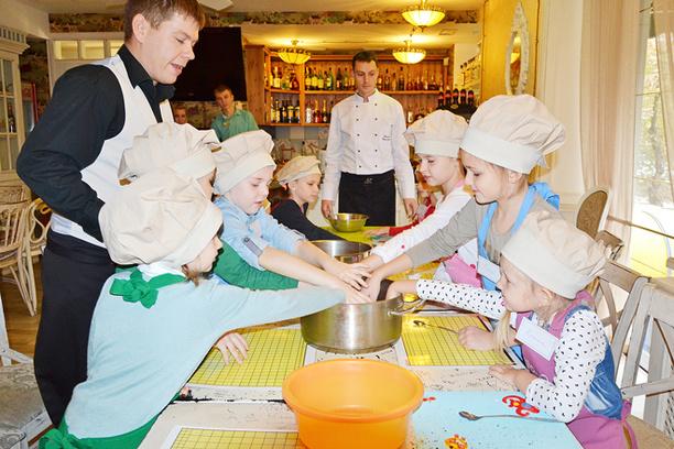 Кулинарные мастре-классы