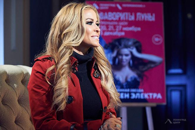Кармен Электра в Петербурге: шоу Фавориты Луны Ленинград Центр 27 ноября