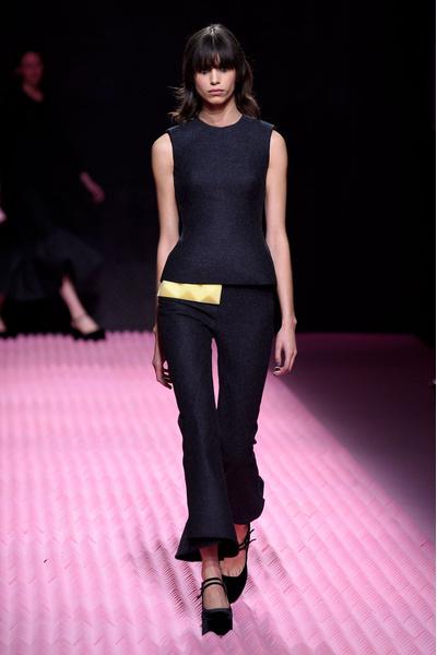 Показ Mary Katrantzou на Неделе моды в Лондоне | галерея [1] фото [34]