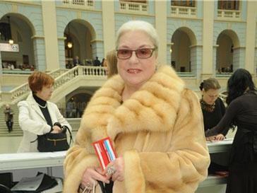 Лидию Федосееву-Шукшину осмотрели лучшие кардиохирурги