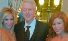 Что делал Билл Клинтон в компании порнозвезд?