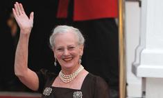Королева Дании посетила Москву спустя 35 лет