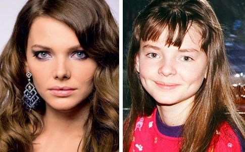 Как выглядели российские знаменитости в детстве