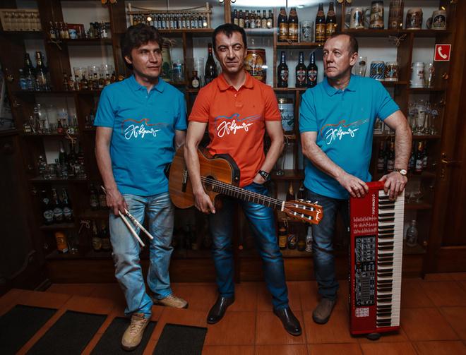 Живая музыка, музыканты и исполнители Волгограда