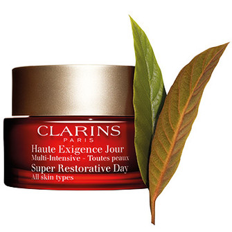 Обновленный крем Super Restorative Day, Clarins