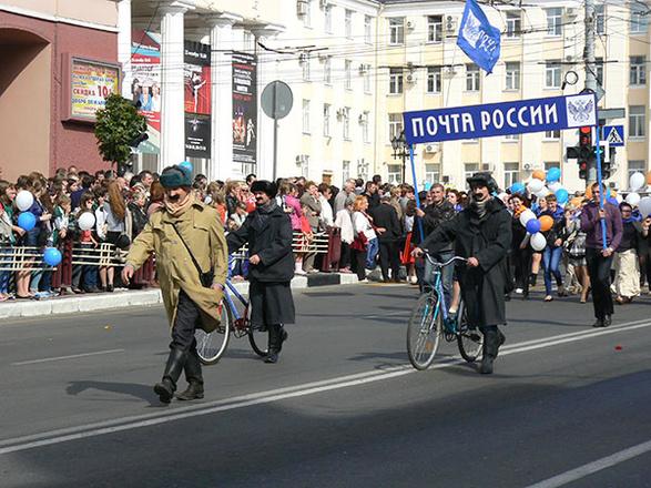 День города в Брянске