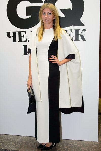 Светлана Бондарчук на Премии GQ - 2014