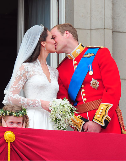 Кейт Миддлтон (Kate Middleton) и Принц Уильям