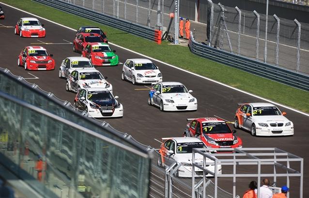 Тестовые заезды, трасса Формулы-1 в Сочи