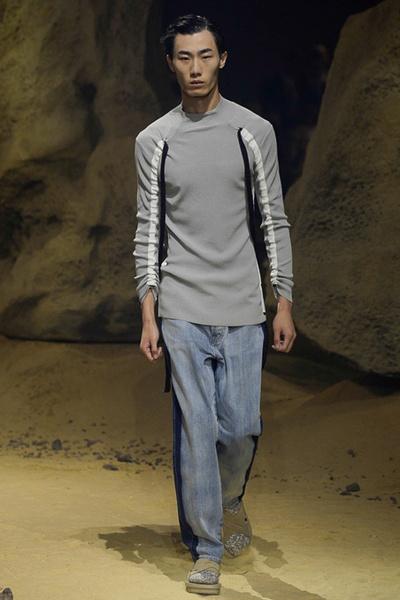 Неделя мужской моды в Париже: лучшие показы | галерея [5] фото [27]