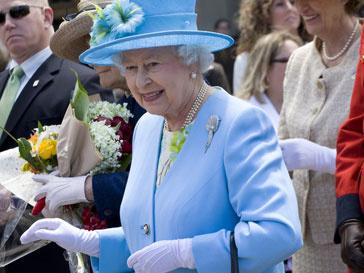 Королева великобритании елизавета 2