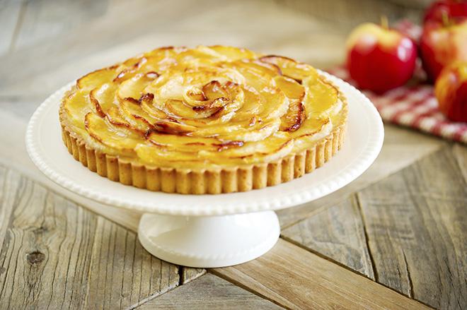 Рецепты яблочных десертов