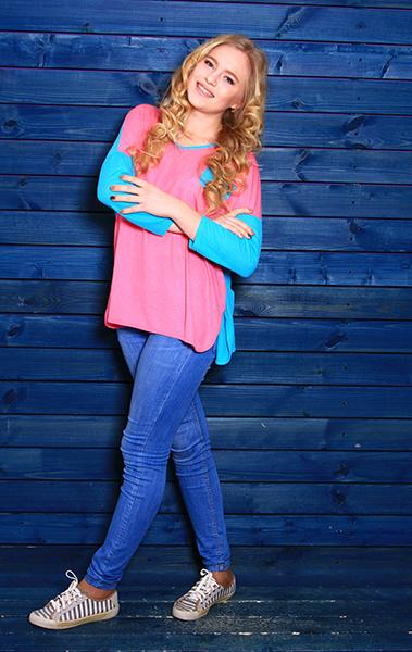 Конкурс красоты среди девушек «Юная Леди Федерации 2015»: голосование за самую красивую девушку