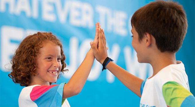 Старт программы «Kinder+SPORT Радость Движения» в России