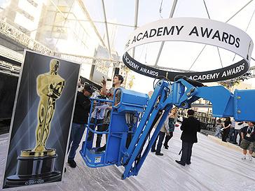 Подготовка к «Оскару»-2012