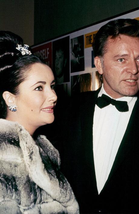 Свадьба Элизабет Тейлор и Ричарда Бертона