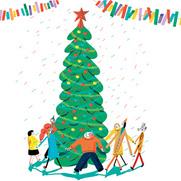 Новый год: радует ли вас праздник?