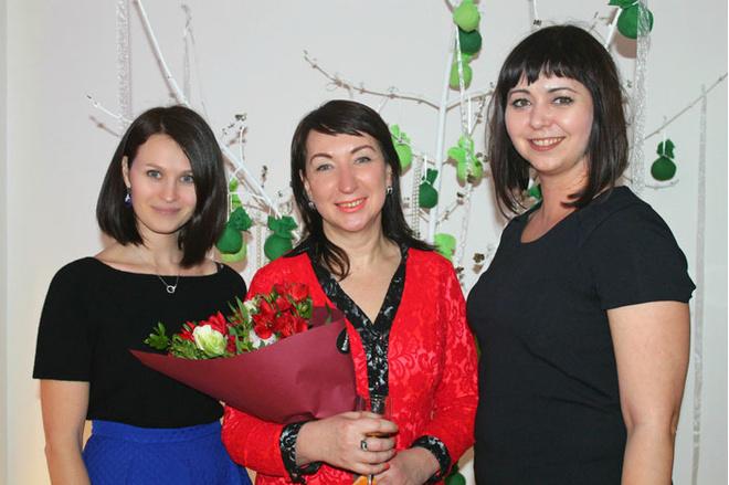 сотрудники центра красоты Ева