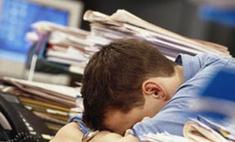 Опрос: россияне нередко плачут из-за работы