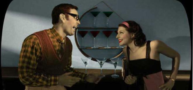 Фильм-участник параллельной программы «Он и Она».