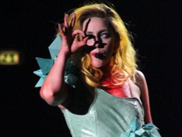 Леди ГаГа (Lady GaGa) запишет песню на русском языке