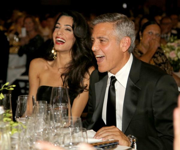 Джордж и Амаль Клуни ждут ребенка