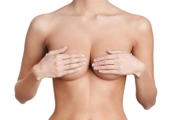 Как увеличить грудь народными методами. Видео