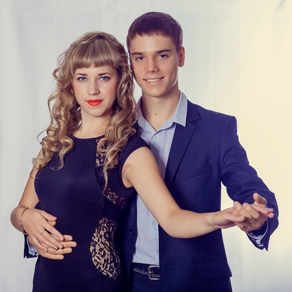 Никита Вороновский и Анна Мельникова