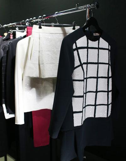 Презентация коллекции Daria Bardeeva осень-зима 2013/14 на Mercedes-Benz Fashion Week Russia