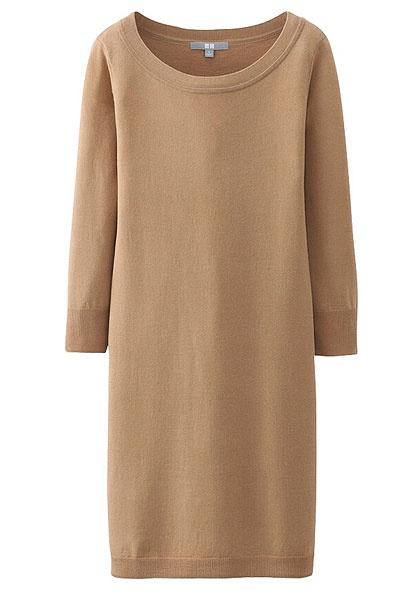 Платье Uniqlo, 2499 руб.