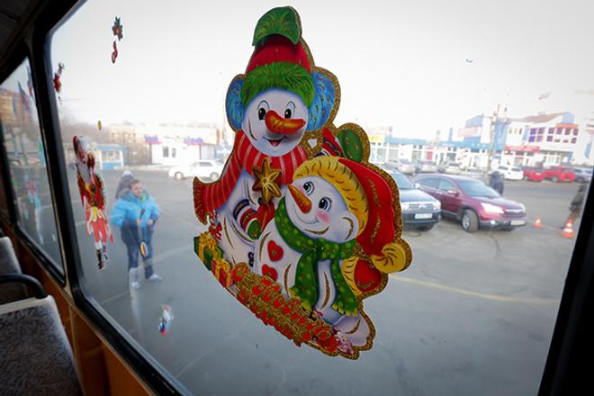 Волгоград, где встретить Новый год