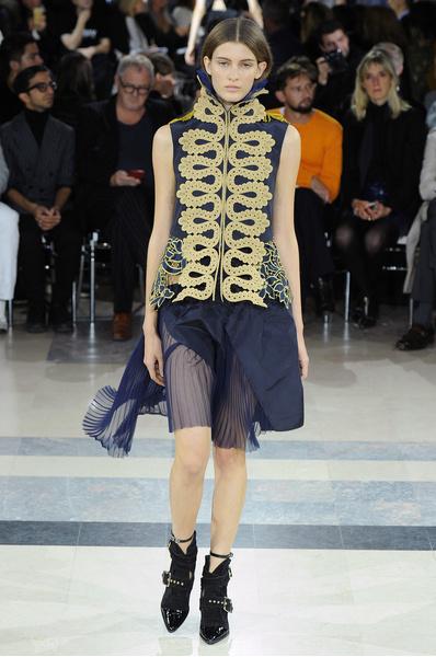 Неделя моды в Париже: день седьмой | галерея [1] фото [3]