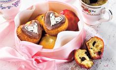 Выпечка к Дню святого Валентина: три оригинальных рецепта