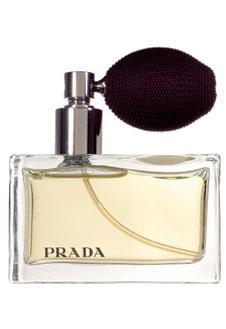 Парфюмированная вода Prada