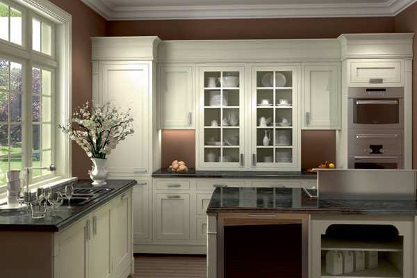 Кухни канадской марки Downsview Kitchens стоят в домах Мела Гибсона, Мерил Стрип и Дональда Трампа.