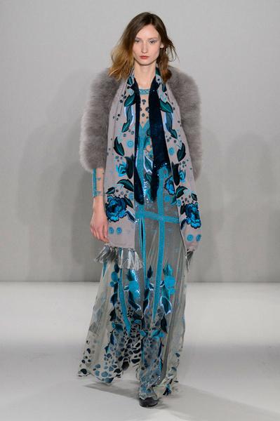 Неделя моды в Лондоне: 22 февраля   галерея [2] фото [12]