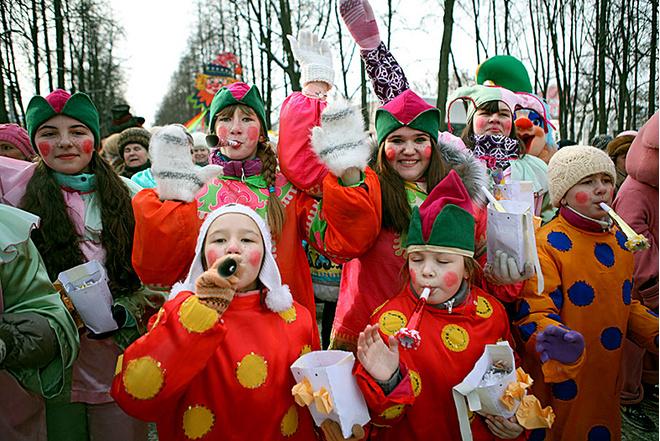 Масленица в 2016 году где отметить в СПб: мероприятия